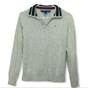 Tommy Hilfiger Zip up Sweater Boys szL 16-18
